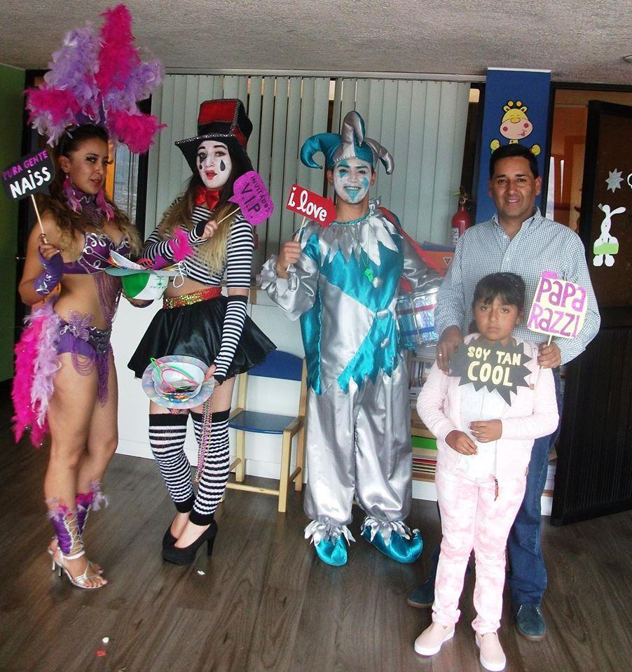 fiestas de grado en Quito