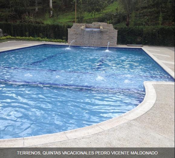 Quintas noroccidente de Pichincha