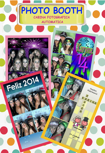 servicio de Photobooth