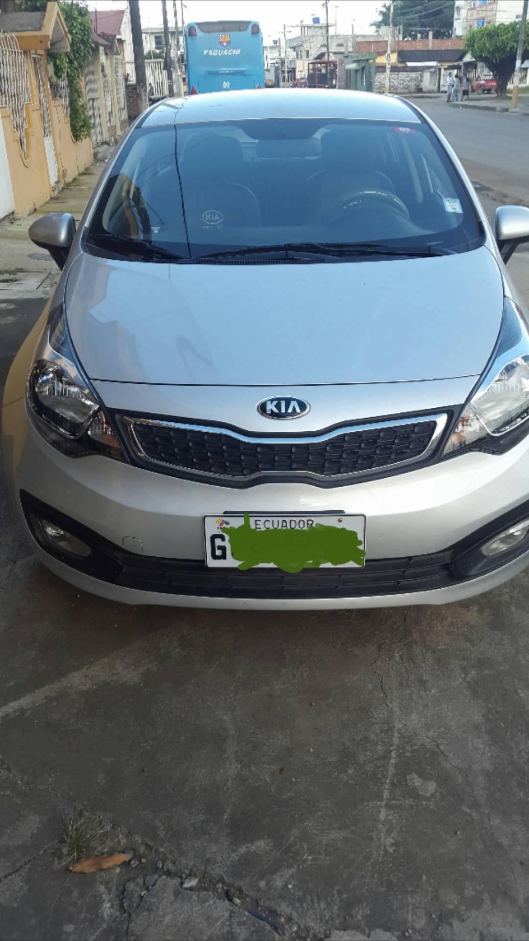 Kia Rio 2015 en venta