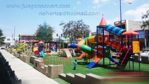 juegos infantiles en Guayaquil