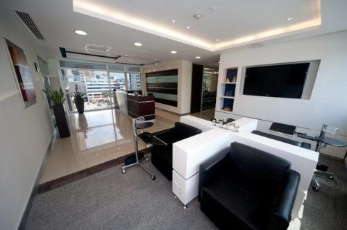 oficinas amobladas en Guayaquil