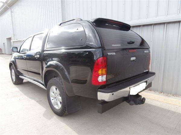 Toyota Hilux usado en venta