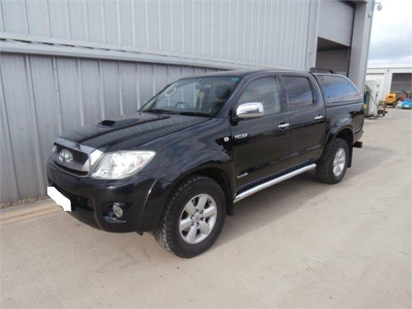 Toyota Hilux venta en Quito