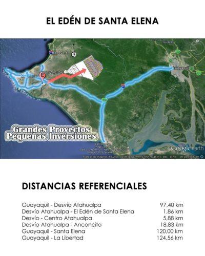 terrenos en Santa Elena