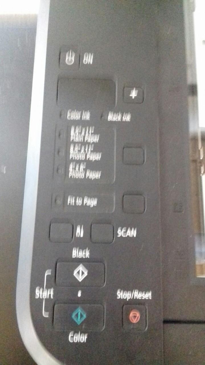 impresora canon quito