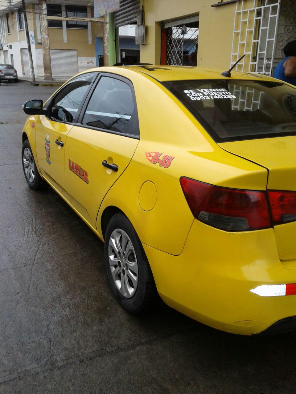 taxi puesto quevedo