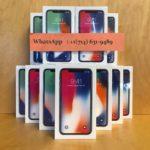 iPhone X 256GB y iPhone 8 Plus