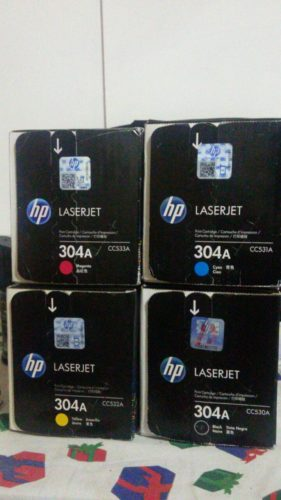 Toners de Impresora HP