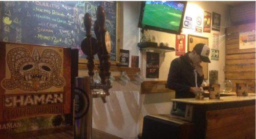bar cervecero