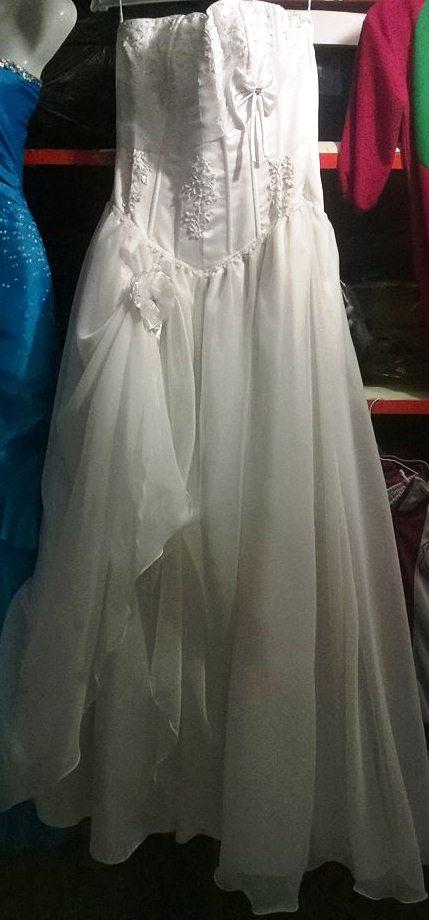 vestido novia guayaquil
