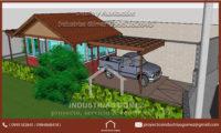 casa madera ecuador