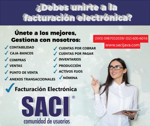 Facturación Electrónica Ecuador