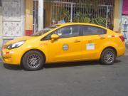 taxi con puesto guayaquil