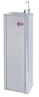 bebedero de agua de pedestal