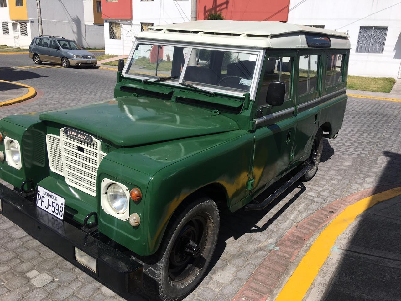 Land Rover en venta