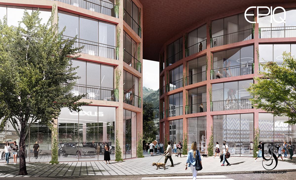 departamentos edificio EPIQ